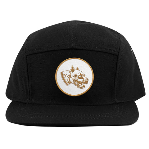 Pooch Patch Black Camper Hat