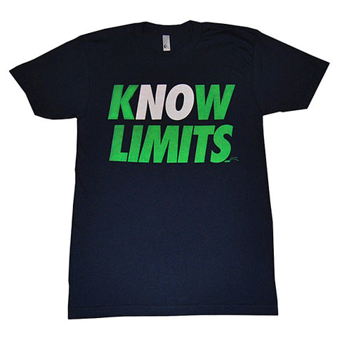 Anfarm Know Limits Mens Tee
