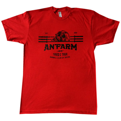 Anfarm Tried & True Mens Tee