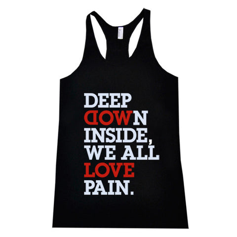 Anfarm Deep Down Womens Tank