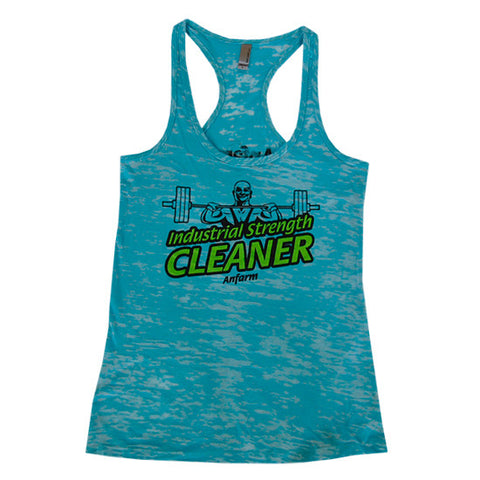 Anfarm Industrial Strength Cleaner Womens Tank