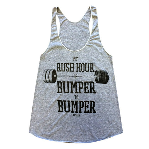 Anfarm Rush Hour Womens Tank