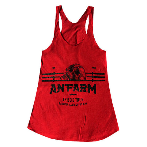 Anfarm Tried & True Womens Tank