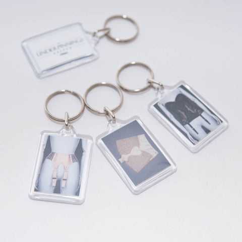 'The Opening Exhibition' Keyring Pack