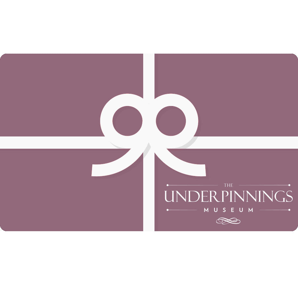 The Underpinnings Museum Gift Card