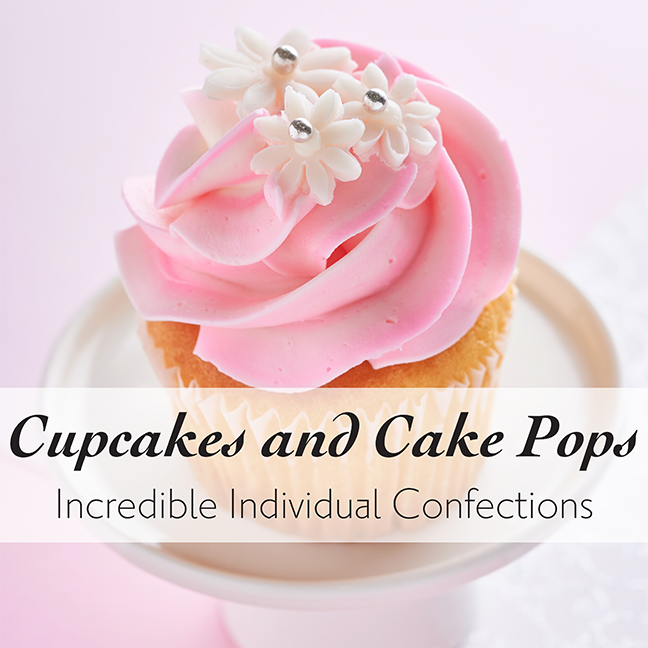 Cup Cakes and Cake Pops for Weddings in Chicago and Suburbs