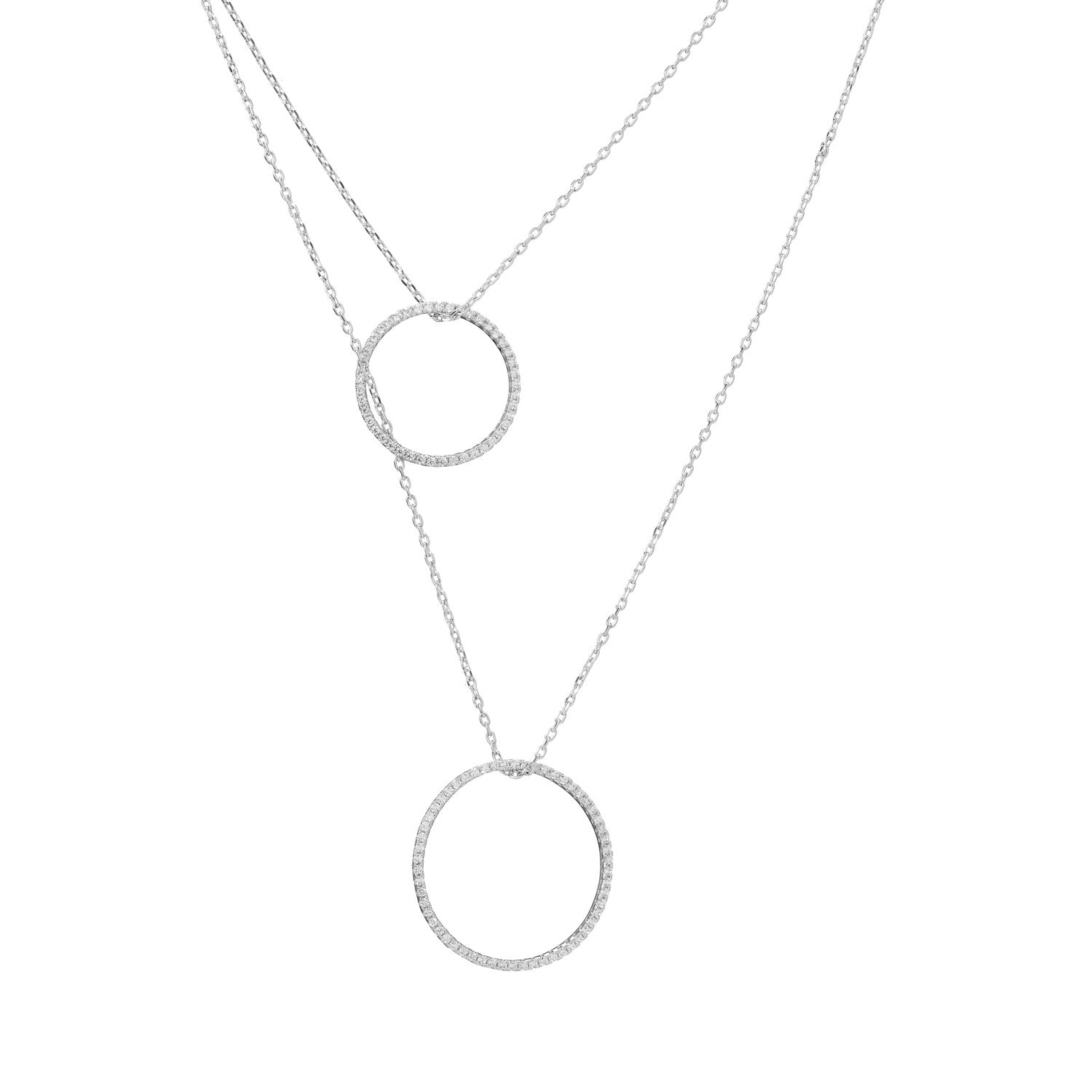Friendship Circle Necklace