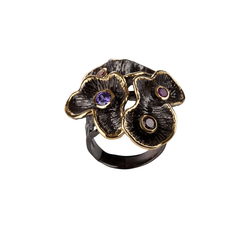 Nadia Cocktail Ring