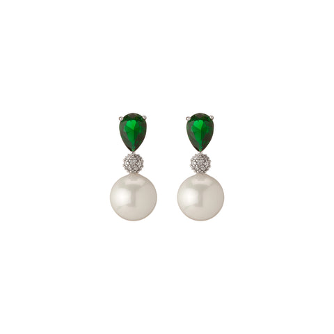 Pearl and Emerald Drops