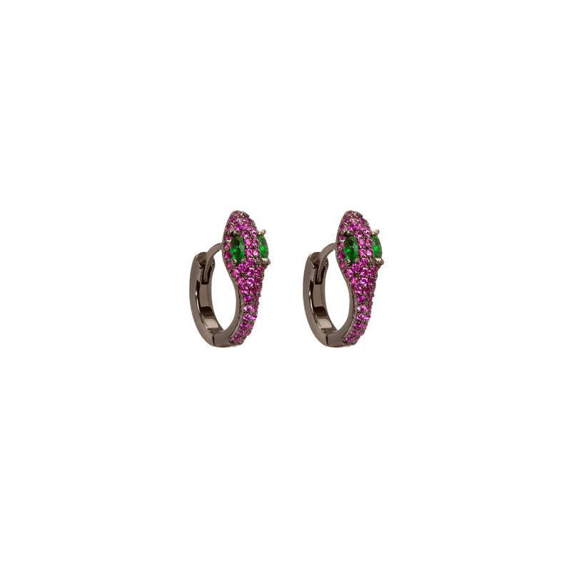 Pink Tourmaline Cobra Huggies