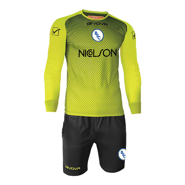 BSC Glasgow Goalkeeper Top