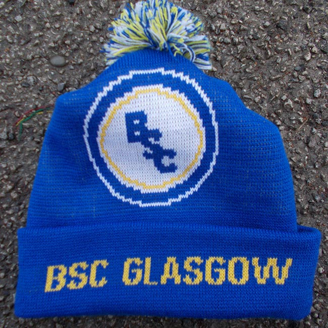 BSC Glasgow Hat (Away Version)
