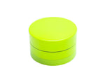 No Name Grinder 3pc Neon Yellow