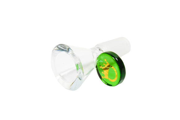 LMAO Cone Bowl 14mm Green