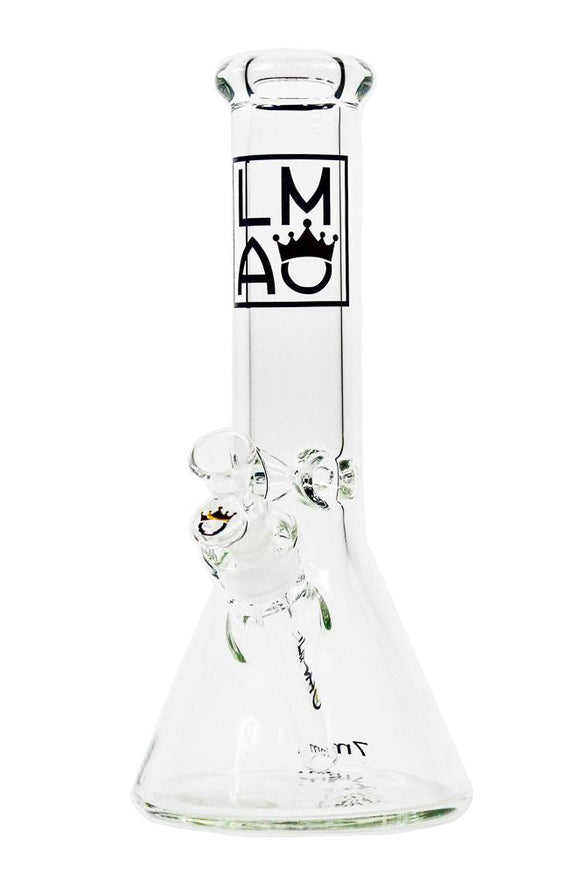 Lucid Beaker Bong 7mm Clear
