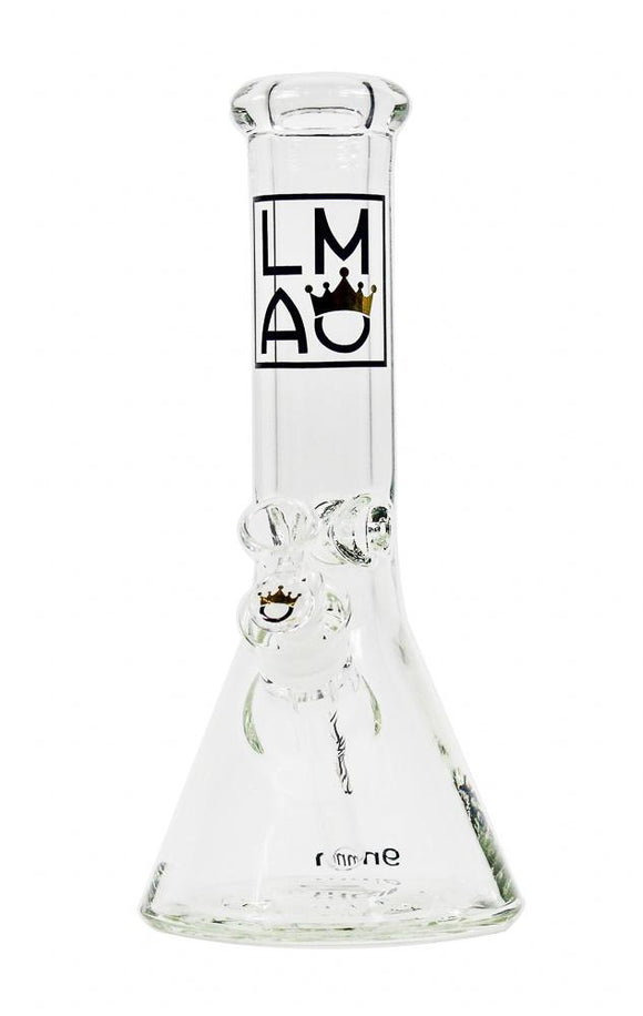 Lucid Beaker Bong 9mm Clear