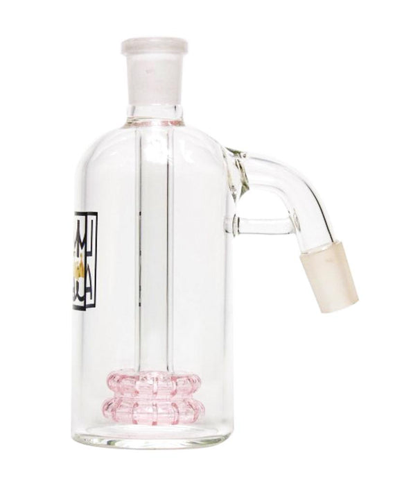 LMAO Double Disc Ashcatcher 14mm Pink