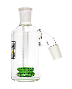 LMAO Double Disc Ashcatcher 19mm Green