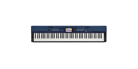 Casio Privia PX560MBE 88 Note Portable Stage Piano - Metallic Blue