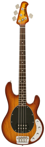 Sterling by Music Man Ray34 Honeyburst Bass Guitar