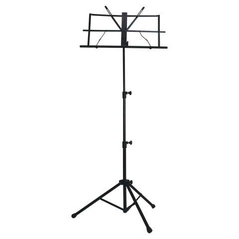 DCM BS01 Music Stand Black inc Carry  Bag