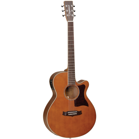 Tanglewood 45ASE Sundance Performance Pro Super Folk with ABS Case