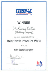 Best New Product 2006 - Canny Collar