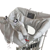 2-IN-1 SHOPPING CART/HIGHCHAIR PROTECTION COVER