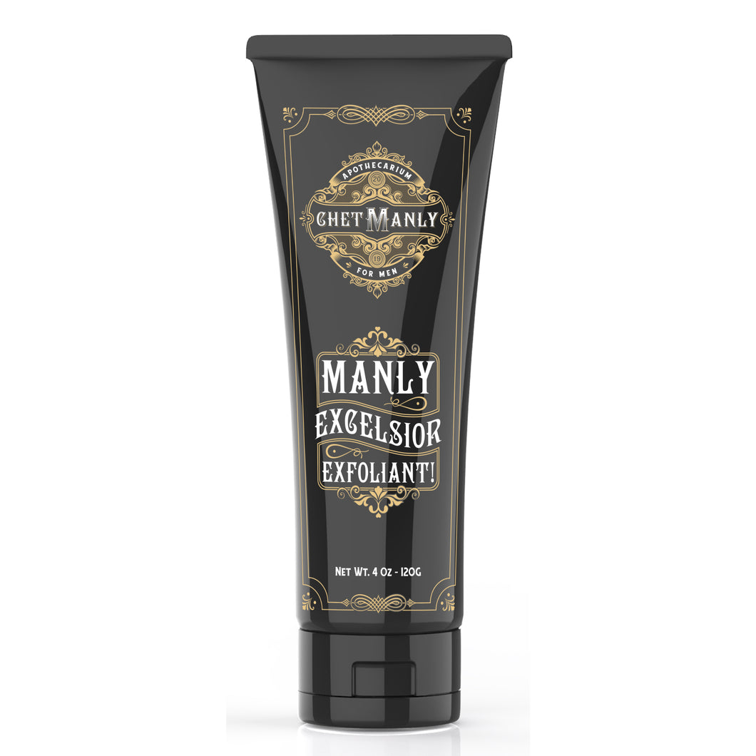 Manly Excelsior Exfoliant