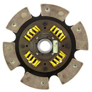 ACT 240mm Drive Plate 1.125in x 22 Spline 6 Pad Sprung Race Disc (Special Order) - SMINKpower.eu