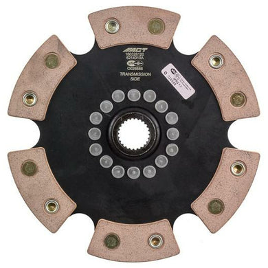 ACT 2002 Honda Civic 6 Pad Rigid Race Disc - SMINKpower.eu