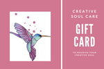 Creative Soul Care™ Gift Card