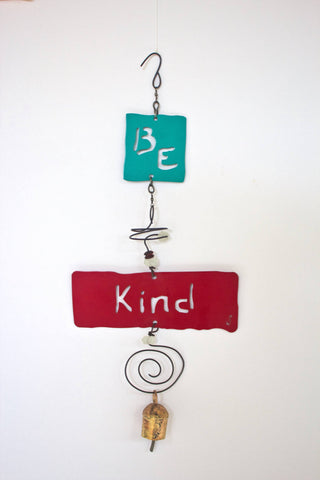 BE KIND Affirmation Chime