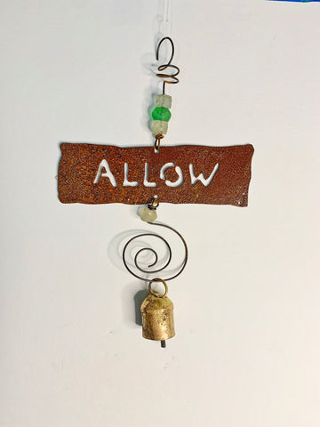 ALLOW Affirmation Chime
