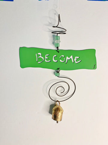 BECOME Affirmation Chime