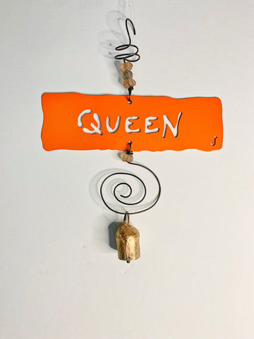 QUEEN Affirmation Chime