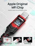MFi USB-A to Lightning Cable