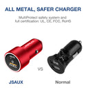 18W PD+QC3.0 Car Charger