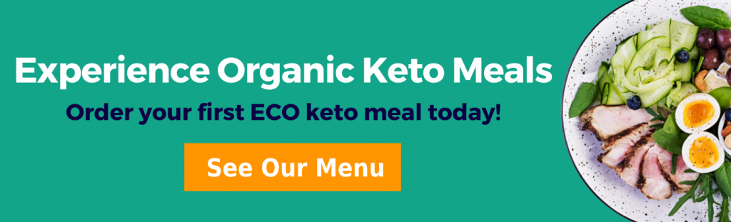 Experience Organic Keto Meals Delivered