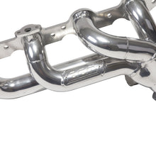 Load image into Gallery viewer, BBK 99-04 GM Truck SUV 4.8 5.3 Shorty Tuned Length Exhaust Headers - 1-3/4 Silver Ceramic