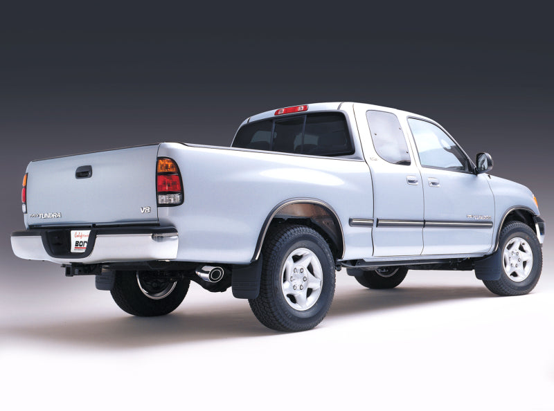 Borla 00-06 Toyota Tundra 4.7L V8 AT/MT 2WD/4WD Truck Side Exit Catback Exhaust