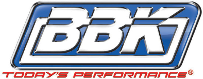 BBK 87-95 Ford F150 Truck 5.8 351 Shorty Unequal Length Exhaust Headers - 1-5/8 Chrome