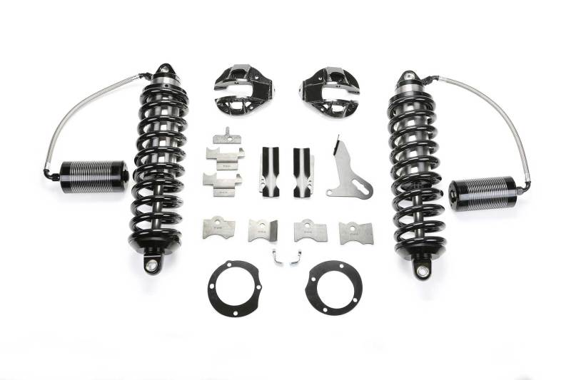 Fabtech 14-18 Ram 2500 4WD 7in DL 4.0 Resi Coilover Conversion System
