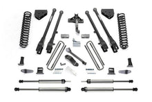 Load image into Gallery viewer, Fabtech 08-10 Ford F350 4WD 10in 4 Link System w/DL Shocks