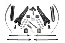 Load image into Gallery viewer, Fabtech 05-07 Ford F350 4WD 8in Radius Arm System w/DL Shocks
