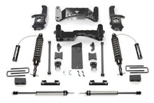 Load image into Gallery viewer, Fabtech 07-15 Toyota Tundra 2WD/4WD 6in Perf. System w/DL 2.5 Resi Coilovers & Rear DL Shocks