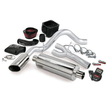 Load image into Gallery viewer, Banks Power 07-08 Chevy 4.8-6.0L SCSB/ EC/CC-SB Stinger System - SS Single Exhaust w/ Chrome Tip