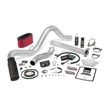Load image into Gallery viewer, Banks Power 95.5-97 Ford 7.3L Man Stinger System - SS Single Exhaust w/ Black Tip