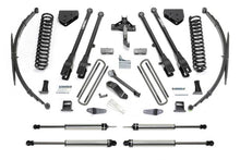 Load image into Gallery viewer, Fabtech 11-16 Ford F350 4WD 10in 4 Link System w/DL Shocks