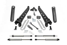 Load image into Gallery viewer, Fabtech 08-16 Ford F350/450 4WD 8 Lug 6in Radius Arm System w/DL Shocks